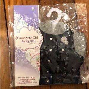 American Girl Doll jacket